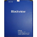 Blackview Ultra battery