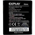 Explay 4Game battery