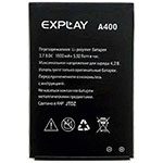 Explay A400 battery