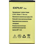 Explay Fire battery
