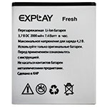 Explay Fresh battery