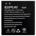 Explay Golf battery