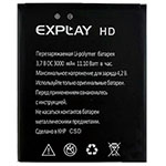 Explay HD battery