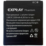 Explay Phantom battery