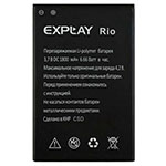 Explay Rio battery