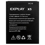 Explay X5 battery