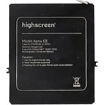 Highscreen Alpha Ice battery
