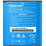 Highscreen Easy S battery