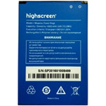 Highscreen Power Rage battery