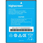 Highscreen Spade battery