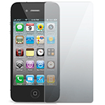 Apple Tempered Glass iPhone 4