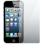Apple Tempered Glass iPhone 5