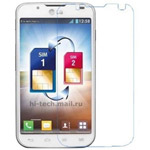 LG Tempered Glass LG P715 Optimus L7 II Dual