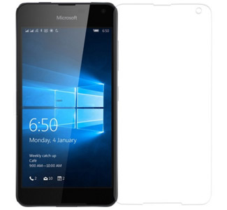 Microsoft Tempered Glass Microsoft Lumia 650 Dual SIM