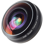 Other APL-238F Super Fisheye Lens 0.2X