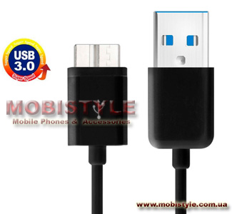 microUSB 3.0 Data Transfer