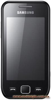 Мобильный телефон Samsung GT-B7722 pearl black