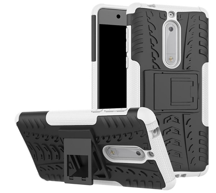 Фото 02 чехла Heavy Duty Case Nokia 5
