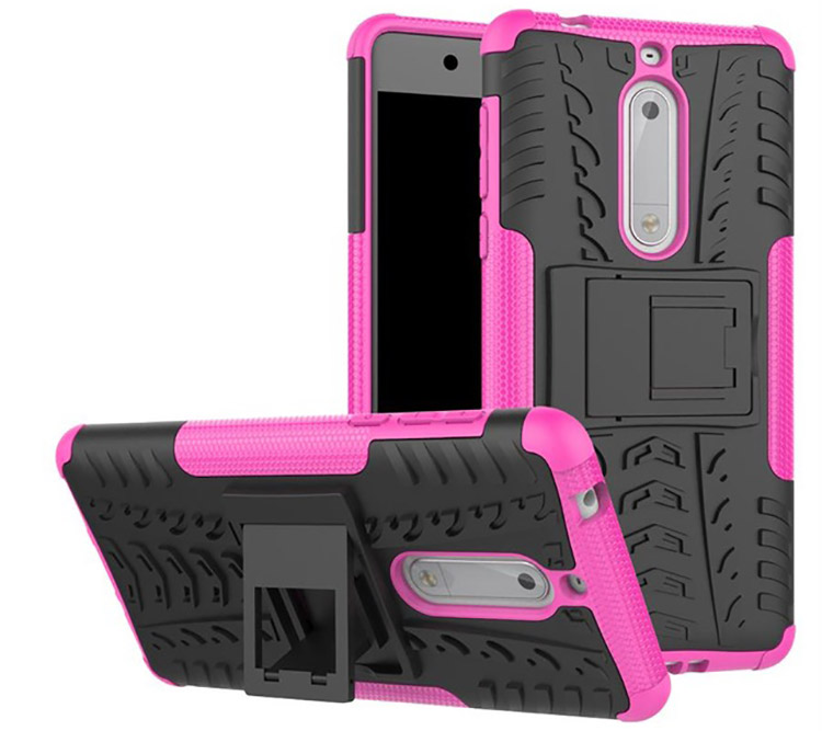 Фото 03 чехла Heavy Duty Case Nokia 5