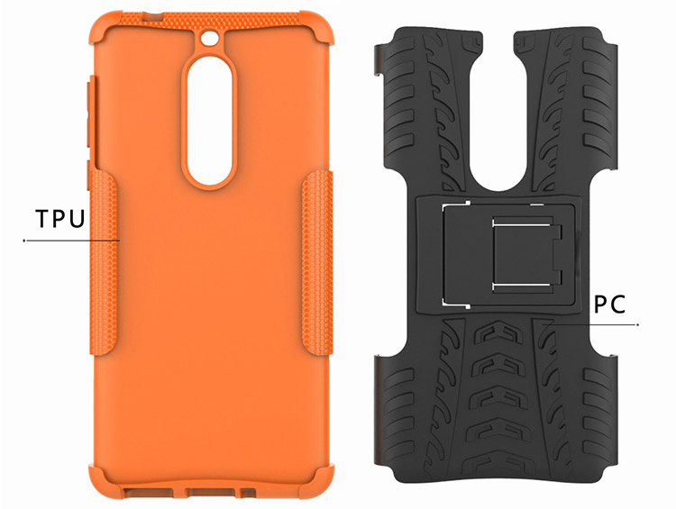 Фото 05 чехла Heavy Duty Case Nokia 5