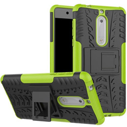 Чехол Heavy Duty Case Nokia 5 green