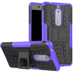 Чехол Heavy Duty Case Nokia 5 purple