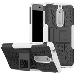 Чехол Heavy Duty Case Nokia 5 white