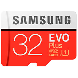 Samsung 32 Gb Evo Plus (U1)