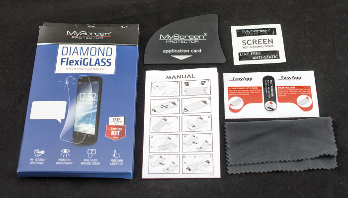 MyScreen FlexiGLASS Lenovo S90 - фото 02