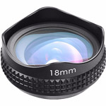 APL-0.63X Wide Angle Lens 18 mm
