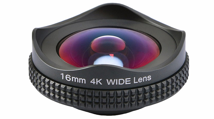 APL-0.6X 4K Wide Angle CPL Lens HD PRO 16 mm