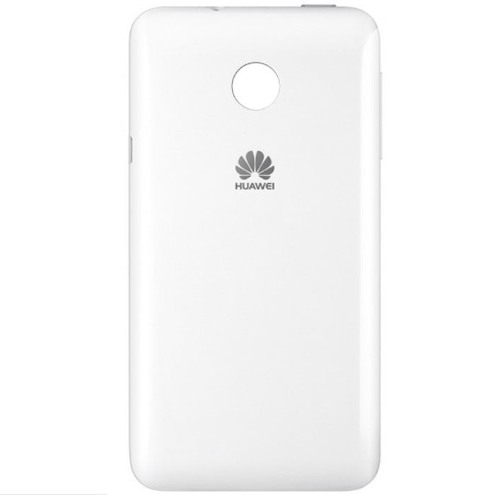 Huawei Ascend Y330 battery cover white - фото 01