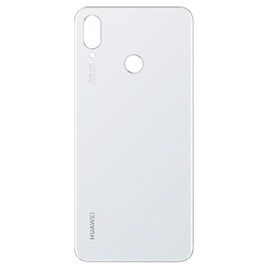 Задняя крышка  Huawei P Smart Plus (Nova 3i) (белая)