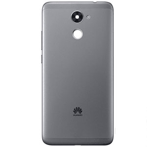 Задняя крышка Huawei Y7 Prime (Enjoy 7 Plus) (серая)