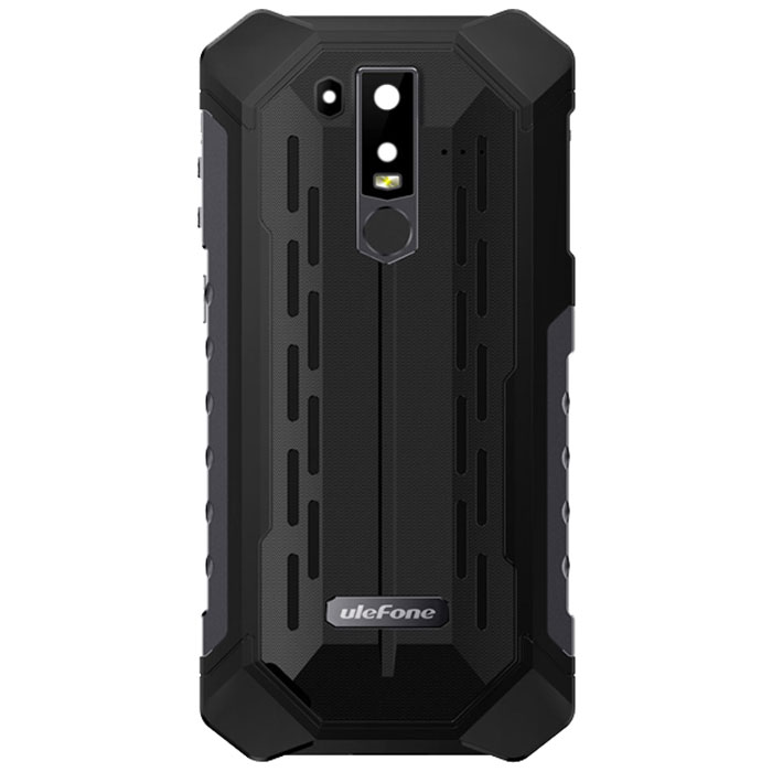 Ulefone Armor 6 battery cover black - фото 01