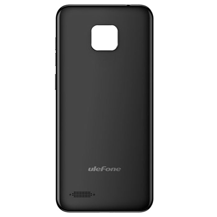 Ulefone Note 7 battery cover black - фото 01
