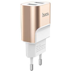 HOCO C47A Metal Charger gold