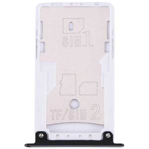 SIM Tray XIAOMI Redmi Note 4X black