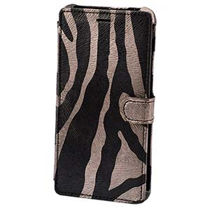 Чехол Book-Case ZEBRA 05 Motorola One Pro