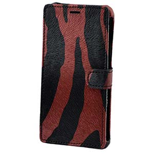 Чехол Book-Case ZEBRA 06 Motorola Moto G8 Play
