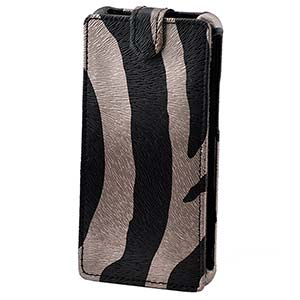 Чехол Flip-Case ZEBRA 05 HTC Wildfire E3