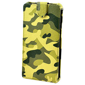 Чехол Flip-Case color 58 Motorola VE75