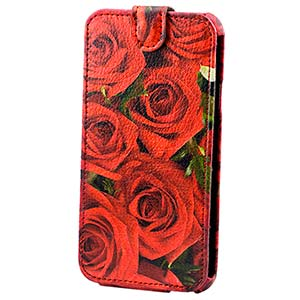 Чехол Photo-Flip flowers 11 ZTE Nubia Red Magic 5S